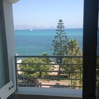 Photo taken at Triton Hotel by Burak O. on 7/16/2013