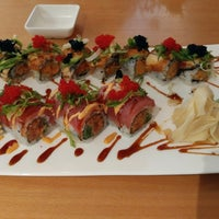 Photo taken at Ko Sushi & Grill by Annie L. on 1/17/2017