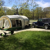 Photo taken at Kankakee River State Park - Chippewa Campground by Ed S. on 5/1/2015