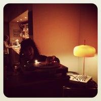 Photo taken at Café Congo by Sarah M. on 5/24/2013