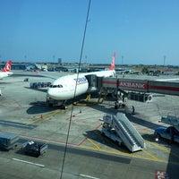 7/28/2013 tarihinde Grigory R.ziyaretçi tarafından İstanbul Atatürk Havalimanı (IST)'de çekilen fotoğraf