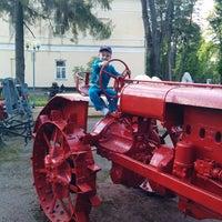 Photo taken at Рівненський краєзнавчий музей by Oleg K. on 5/1/2014
