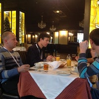 Снимок сделан в PIANO Restaurant пользователем Oleg K. 12/14/2013