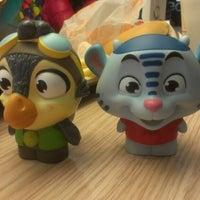 Снимок сделан в McDonald's пользователем Oleg K. 12/29/2013