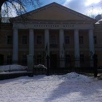 Photo taken at Рівненський краєзнавчий музей by Oleg K. on 3/4/2013