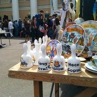Photo taken at Рівненський краєзнавчий музей by Oleg K. on 5/17/2014