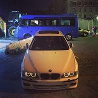 Photo taken at RS motors /// B M W by Burak B. on 12/27/2015