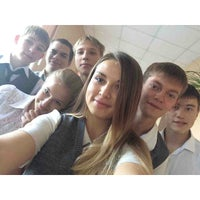 Photo taken at Школа-интернат №19 by Савелий К. on 9/3/2014