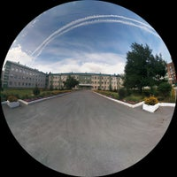 Photo taken at Школа-интернат №19 by Савелий К. on 9/4/2014