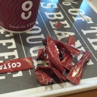 Photo taken at Costa Coffee by Vladyslava P. on 9/27/2014