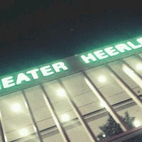 Photo taken at Theater Heerlen by Muriel S. on 3/21/2013