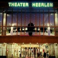 Photo taken at Theater Heerlen by Muriel S. on 11/15/2012