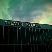 Photo taken at Theater Heerlen by Muriel S. on 9/14/2012