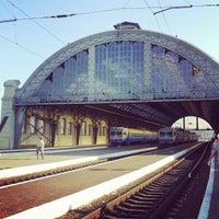 Photo taken at Lviv Railway Station by Romka S. on 5/8/2013