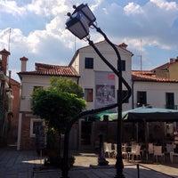 Photo taken at Glasstress @ Venice Biennale, Murano island. by Alexandra on 6/23/2013