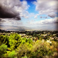 Photo taken at Topanga Canyon Lookout by Peter A. on 2/10/2013