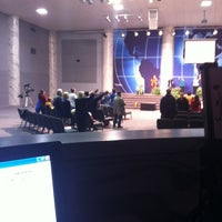 Photo taken at Empowered Church by Alex J. on 3/27/2013