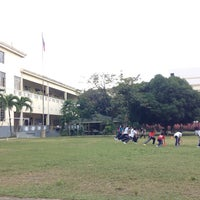 Photo taken at MML Bldg. (Mother Marie-Louise De Meester) by Joanna S. on 9/5/2013