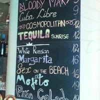 Photo taken at Baras O'Lounge by Margarita J. on 3/21/2013