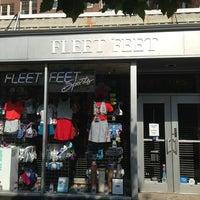 Photo taken at Fleet Feet Sports by Eduardo L. on 6/26/2013
