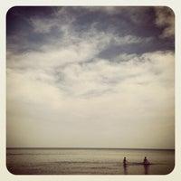 Photo taken at Sandusky Bay by ⚡️OZ⚡️ on 8/26/2013