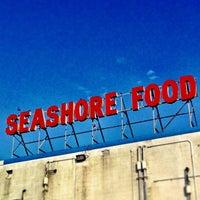 Photo taken at Seashore Foods Distributors by William Thomas C. on 7/21/2013