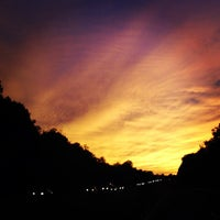 Photo taken at I-195 by William Thomas C. on 10/8/2013