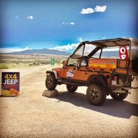 Photo taken at Colorado Jeep Tours by Susie A. on 11/5/2017