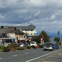 Photo taken at Taupo by Paul W. on 4/9/2016