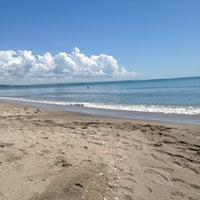 Photo taken at Северен Плаж (North Beach) by Tania M. on 3/9/2013