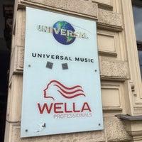 Photo taken at Universal Music Austria by Martin K. on 5/17/2016
