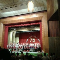 Photo taken at ДК Днепр by Ksu on 7/13/2013