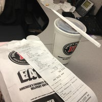 Photo taken at Jimmy John's by Soozie S. on 4/11/2013