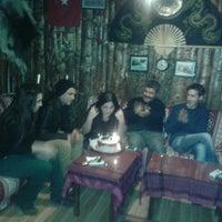 Photo taken at Bodrum Cafe & Büfe by Fatma K. on 3/1/2014