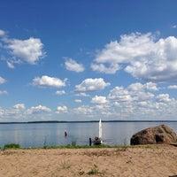 Photo taken at П-ов Киперорт, Северный Мыс by Dima B. on 7/8/2014