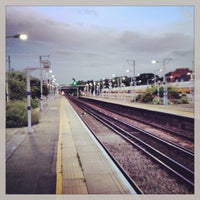 Photo taken at Grove Park Railway Station (GRP) by Nate P. on 8/30/2013