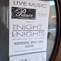 Photo taken at Palace Restaurant And Saloon by Zachery F. on 4/10/2014