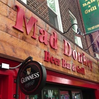 Photo taken at Mad Donkey Beer Bar & Grill by Brian R. on 5/23/2013