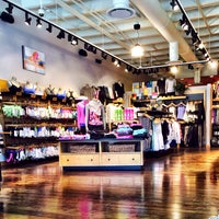 Photo taken at lululemon athletica by Margie K. on 4/29/2014