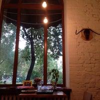 Снимок сделан в DRUZI cafe & bar пользователем Kristina U. 8/15/2015