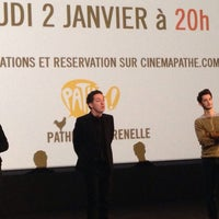 Photo taken at Pathé Beaugrenelle by Patrick C. on 1/2/2014
