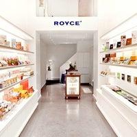 10/3/2013にRoyce' Chocolate MidtownがRoyce' Chocolate Midtownで撮った写真