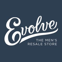 Photo taken at Evolve: The Men's Resale Store by Brett H. on 9/7/2015