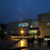 4/1/2013 tarihinde NAZAR👍ziyaretçi tarafından Marmara Forum'de çekilen fotoğraf