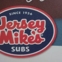 Photo taken at Jersey Mike's Subs by Ashley S. on 3/5/2013