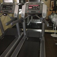 Photo taken at Gym Ressindence Inn by Jorge S. on 8/16/2013
