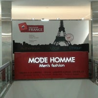 Photo taken at Galeries Lafayette Montparnasse by Beloston on 7/29/2013