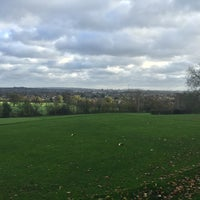 Photo taken at Harrow School Golf Club by Christian B. on 11/15/2015