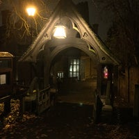Photo taken at St Mary's Church by Christian B. on 11/5/2015