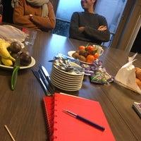 Photo taken at Groep Intro Kidz Dampoort by Jasmien D. on 2/7/2018